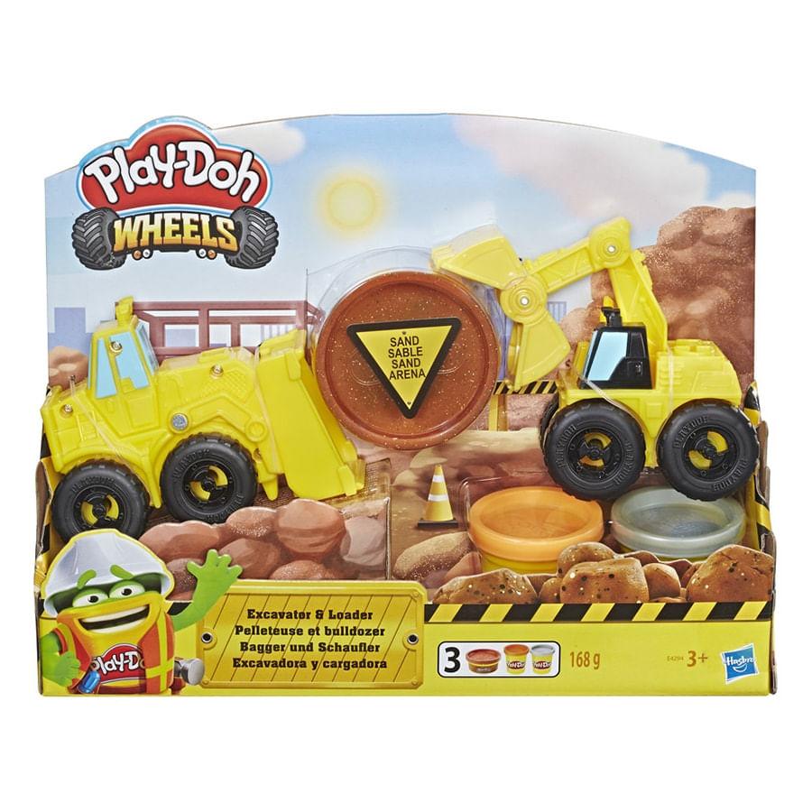 PLAY-DOH-Wheels-Excavadora-y-Cargadora