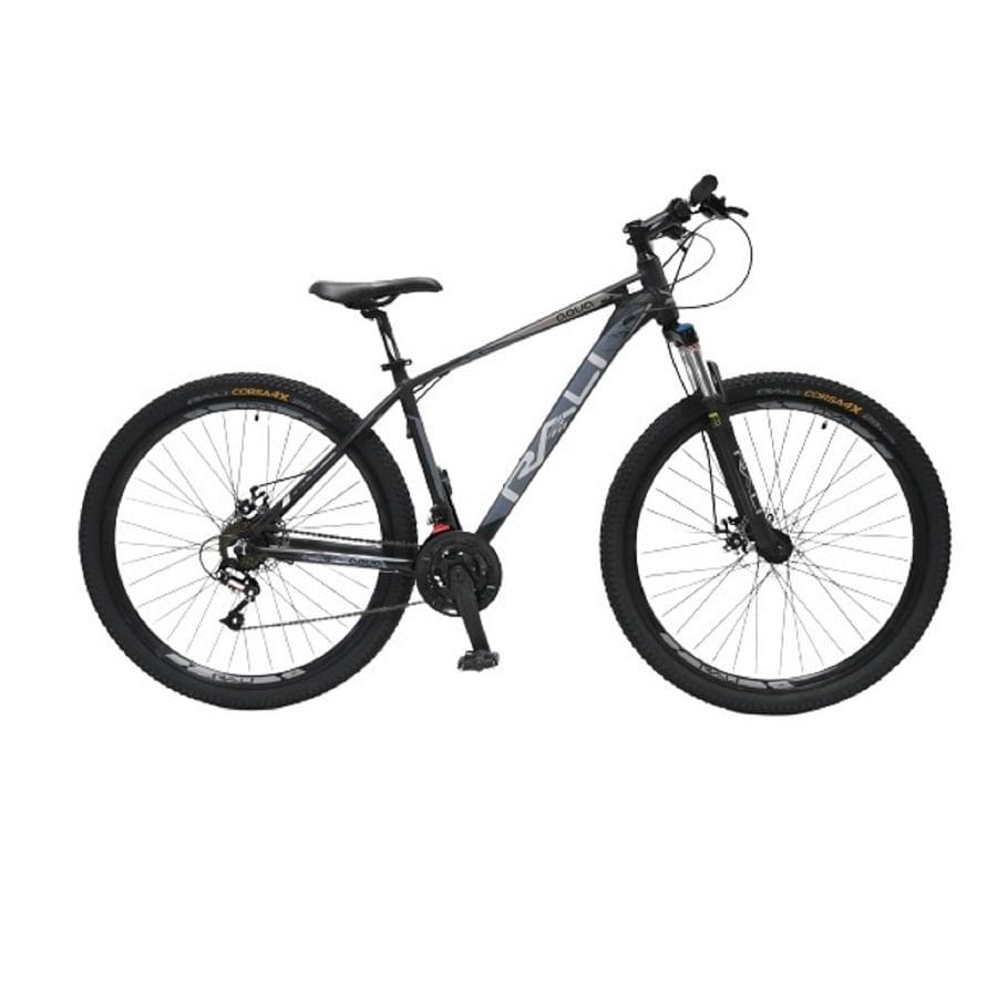 Bicicleta-RALI---AQUA-275----Hombre---Negro-Gris