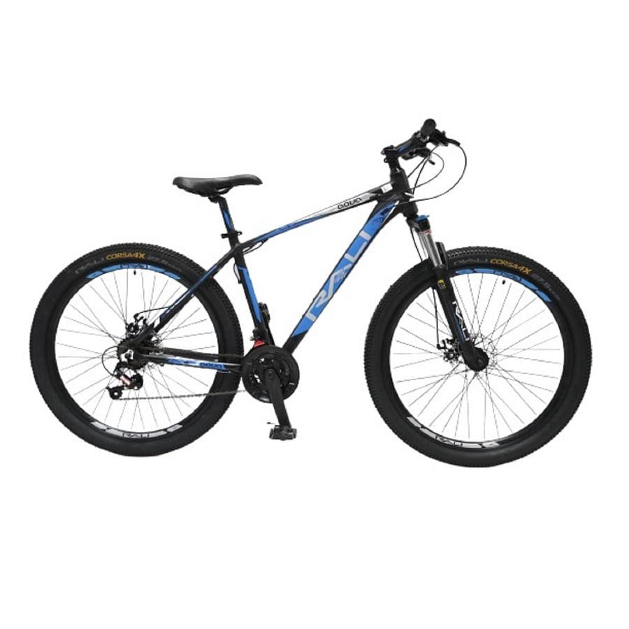 Bicicleta-RALI---AQUA-275----Hombre--Negro-Azul