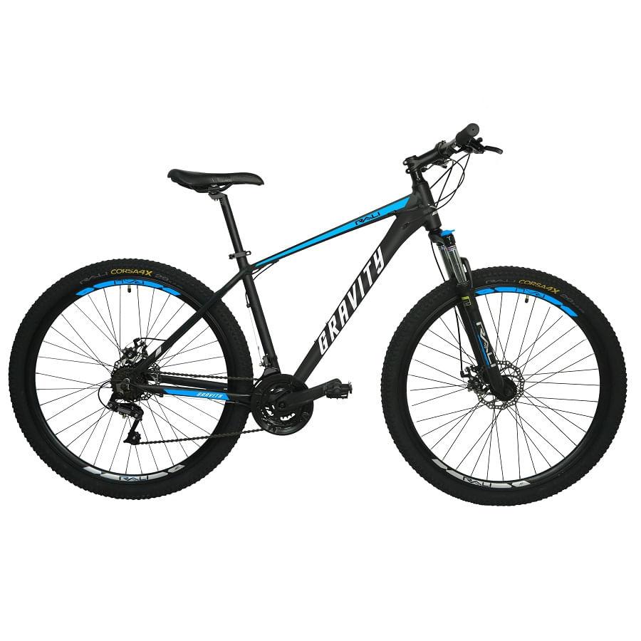 Bicicleta-RALI-GRAVITY-275--Hombre--NEGRO-AZUL