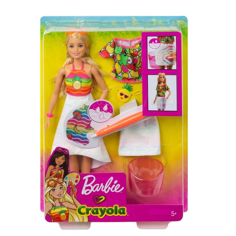 Barbie-Crayola-Sorpresa-De-Frutas