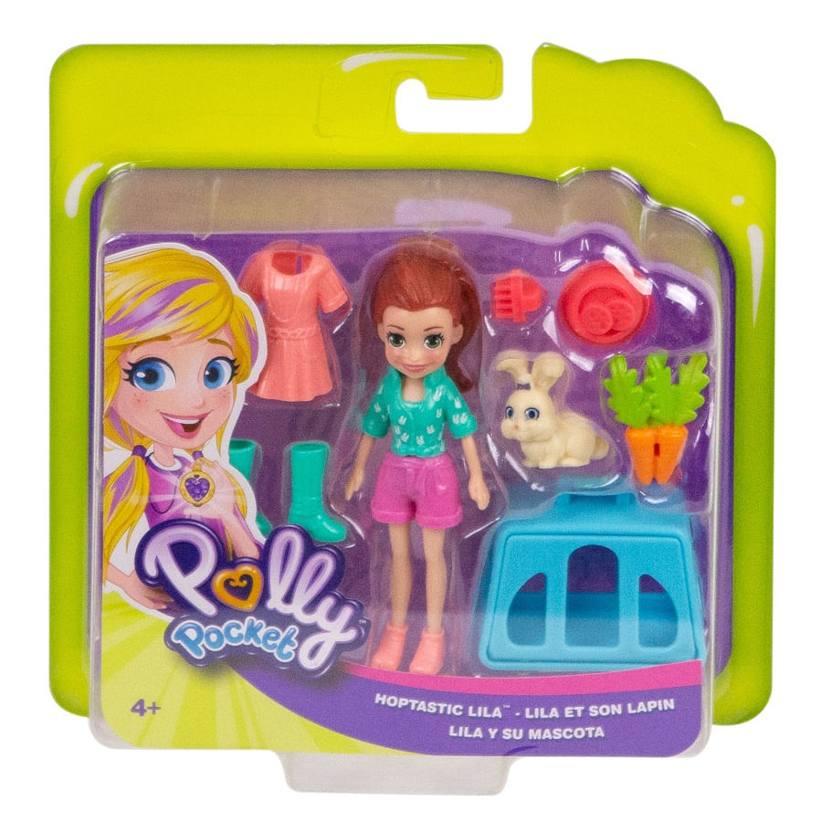 Polly-Pocket-Lila-Y-Conejito