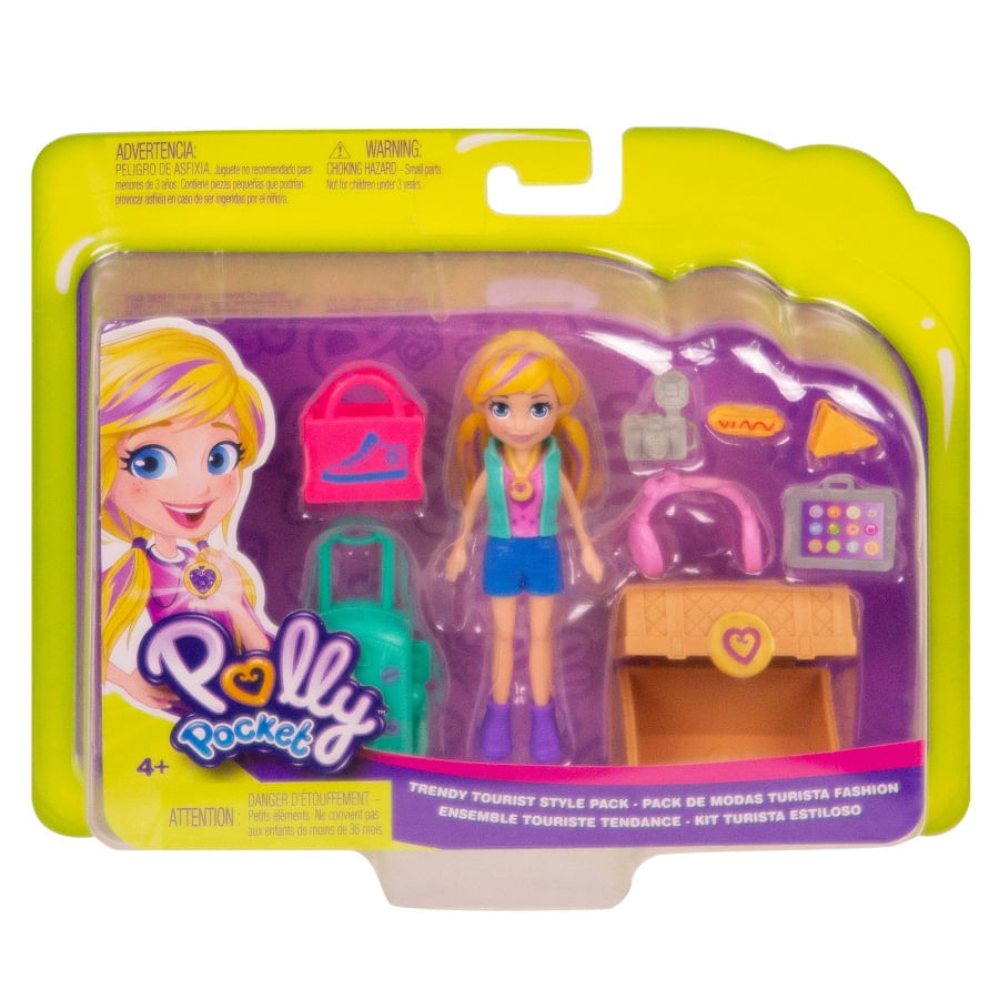 Polly-Pocket-Pack-De-Moda-Turista
