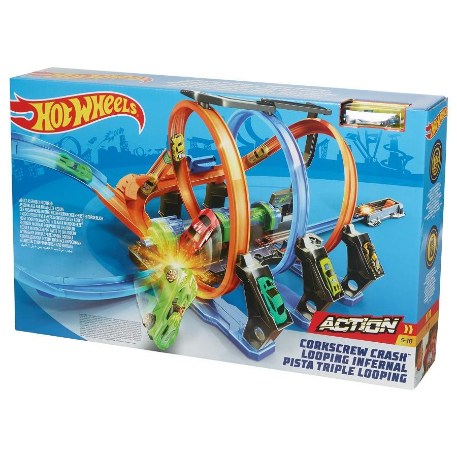 Hot-Wheels-Espiral-De-Choques
