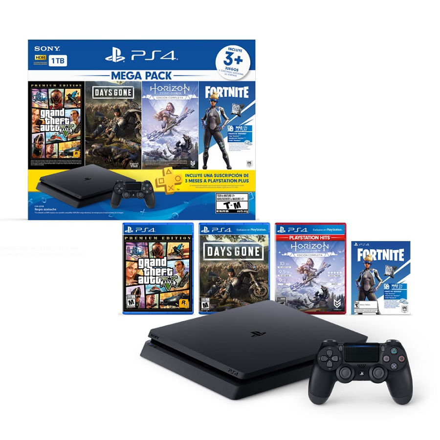 Consola-PS4---1TB---Slim-Mega-Pack-6
