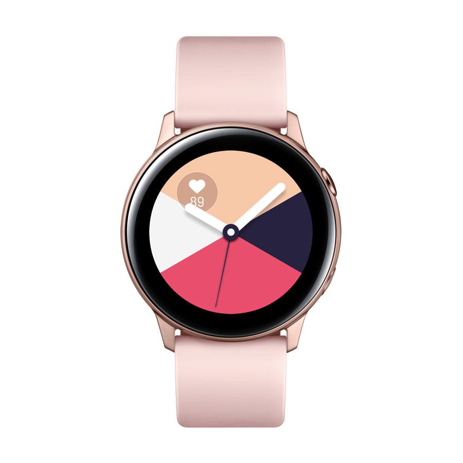 Reloj-Intel-GALAXY-WATCH--Active---Gold
