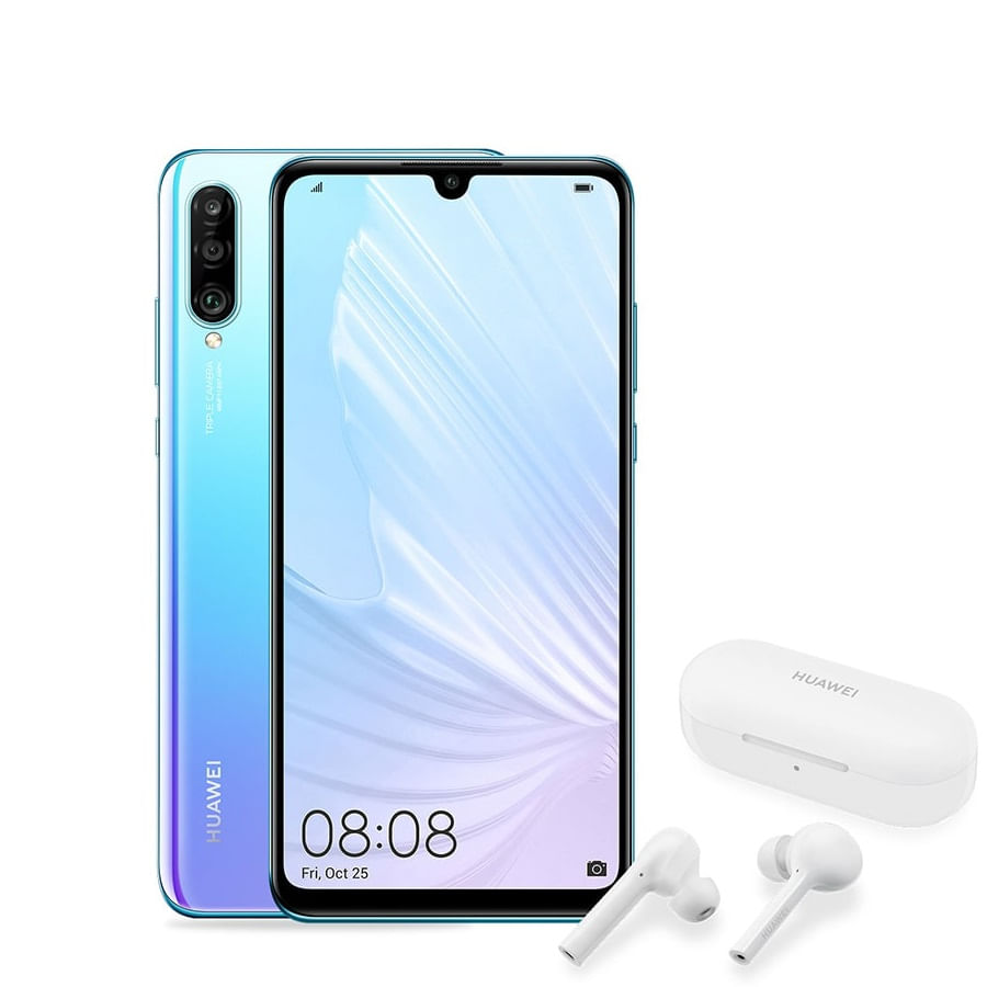 Celular-HUAWEI-P30-Lite---New-V-Breat-Cryst---Freebuds