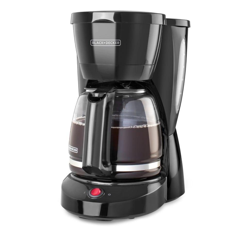 Cafetera-BLACK---DECKER---12-tazas---CM0941B