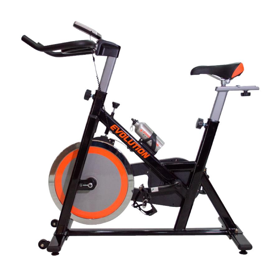 Bicicleta-De-Spinning-EVOLUTION---Titanium-Evo