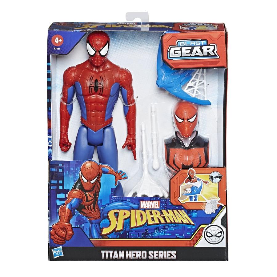 SPIDER-MAN--Titan-Blast-Gear