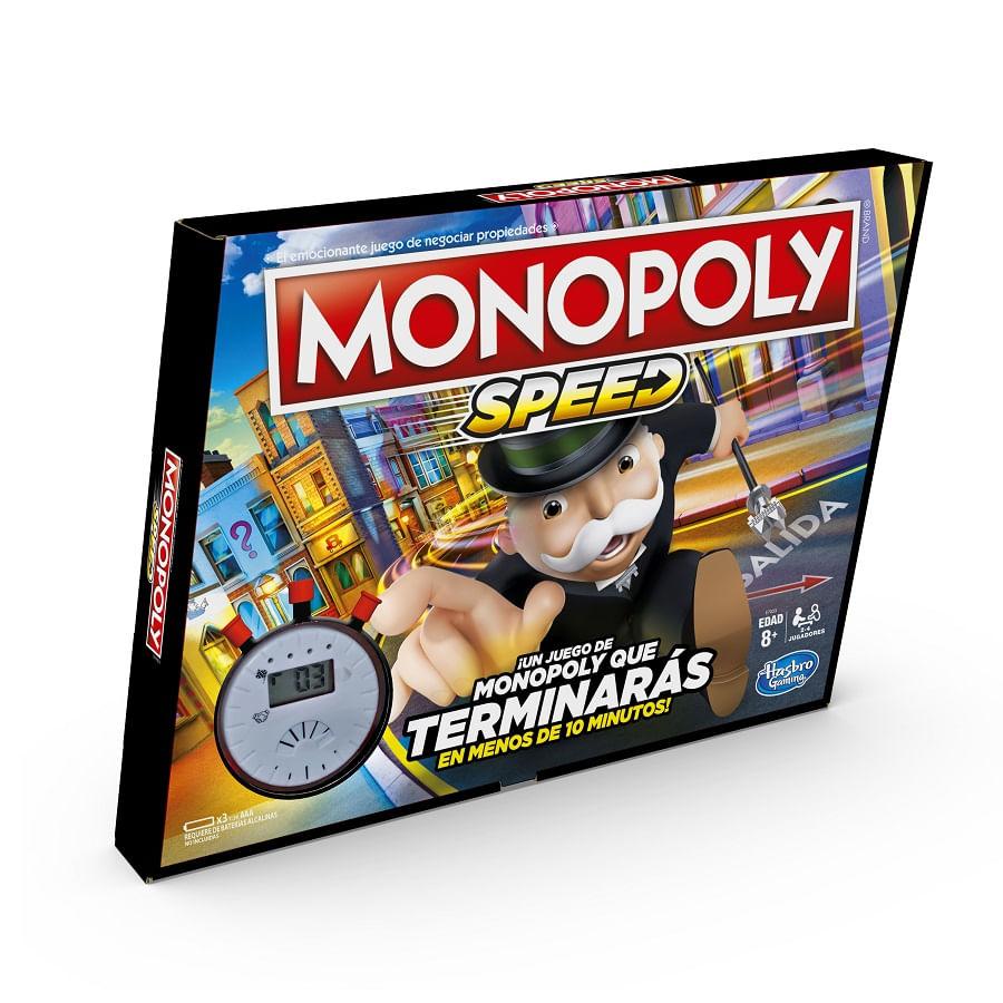 MONOPOLY--Speed--Veloz