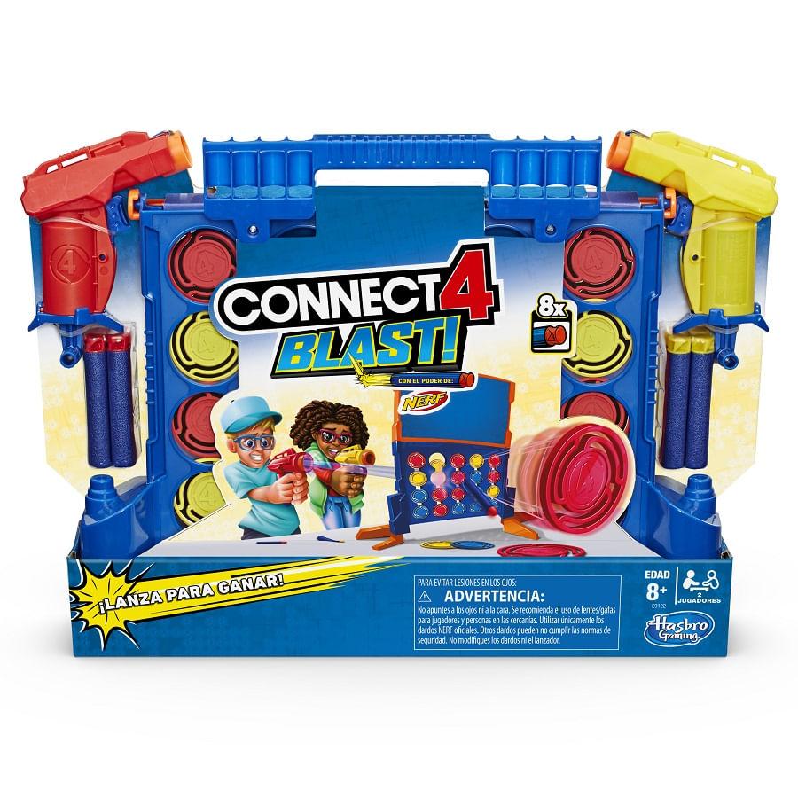 Jgo-Mesa-CONNECT-4-Blast-Nerf
