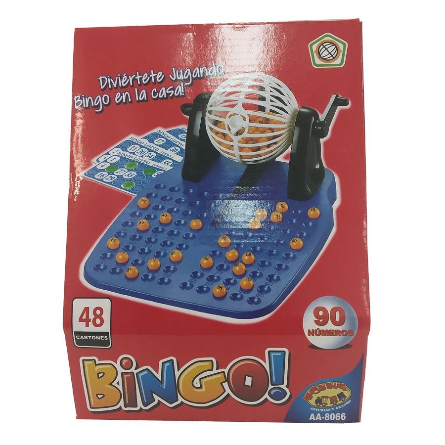 BINGO-90-Posibilidades