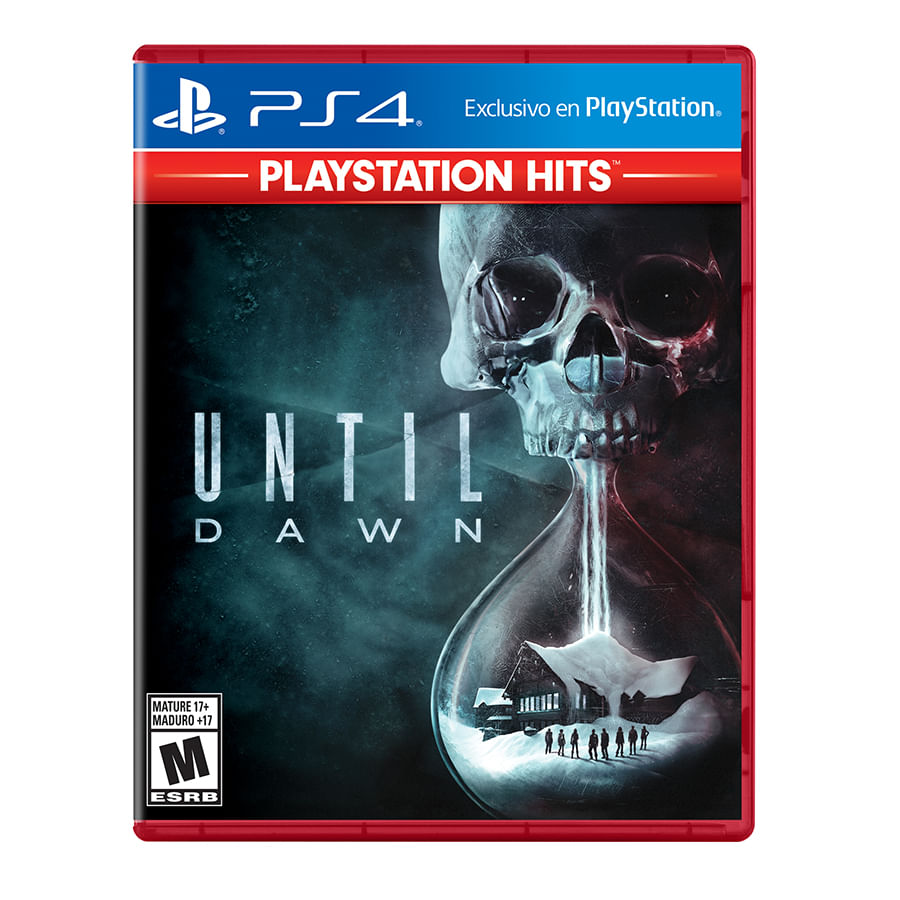 Juego-PS4-Siea-Until-Dawn-Hits