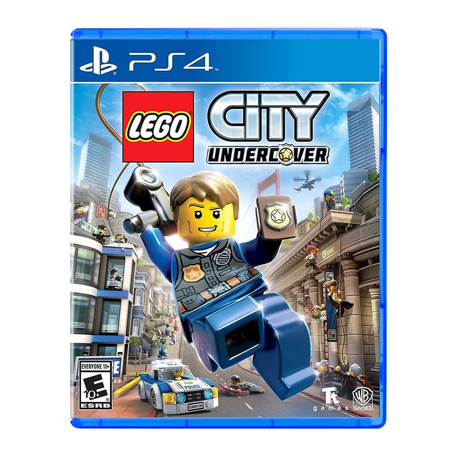 Juego-PS4-Warner-Lego-City-Undercover