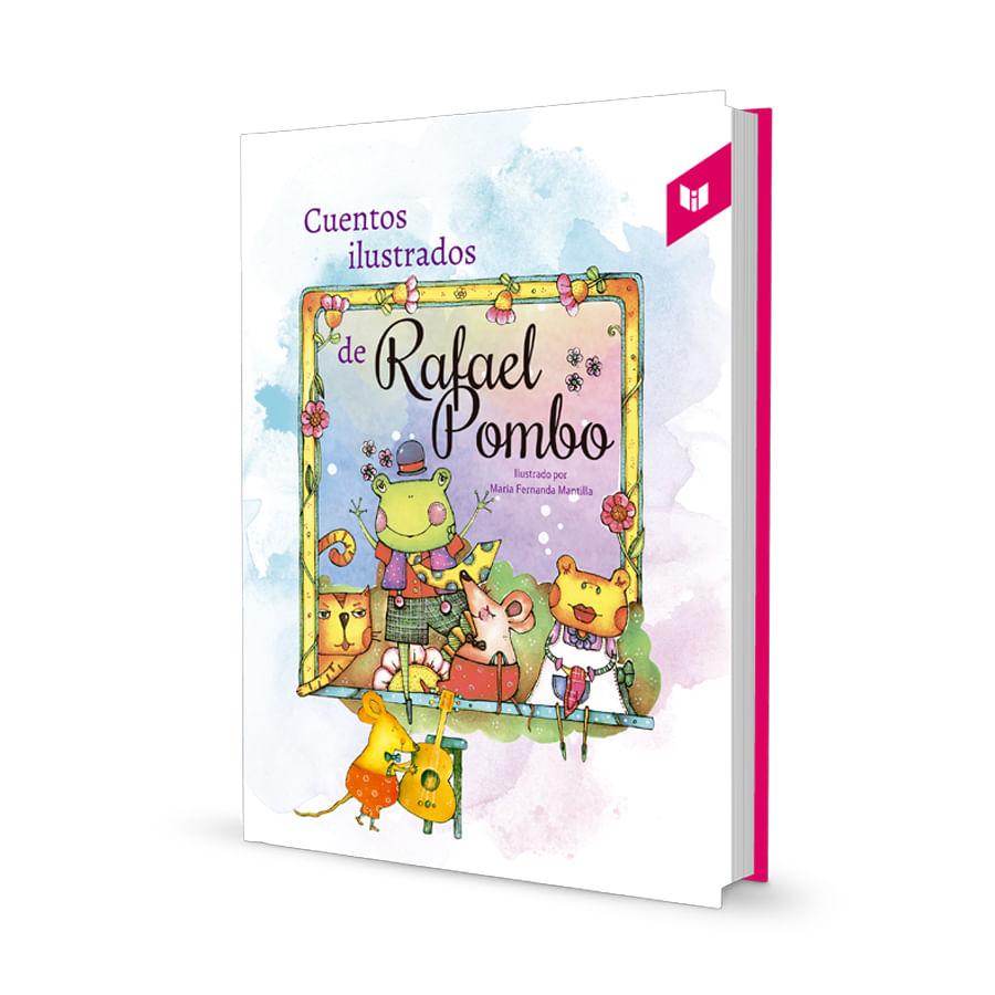 Libro---CUENTOS-ILUSTRADOS-DE-RAFAEL-POMBO