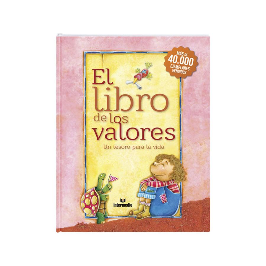 Libro---LIBRO-DE-LOS-VALORES