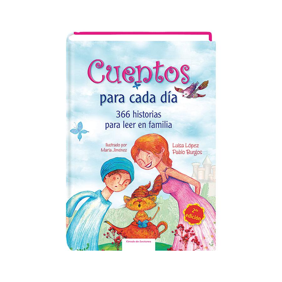 Libro---CUENTOS-PARA-CADA-DIA-II