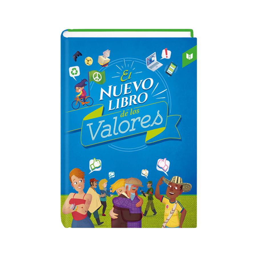 Libro---EL-NUEVO-LIBRO-DE-LOS-VALORES-II