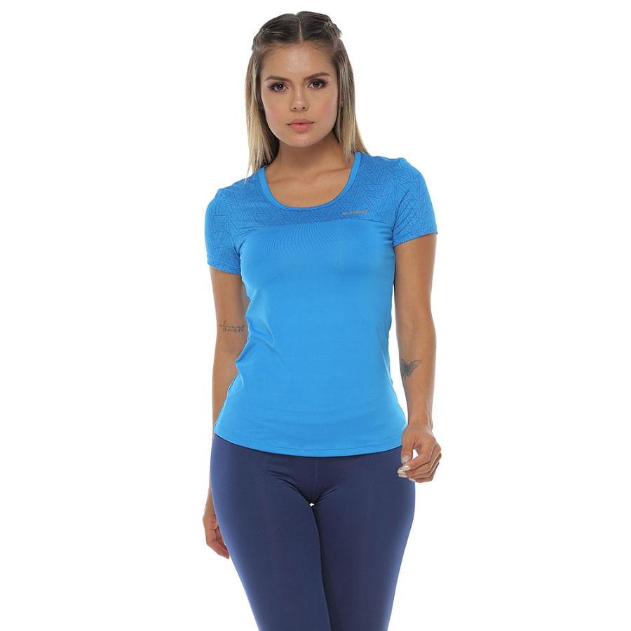 Camiseta-DAKOTA-Turqueza---Talla-XL---Liso