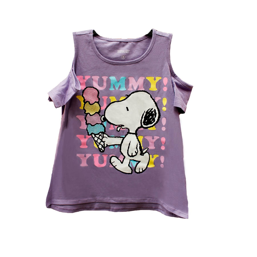 Camiseta-SNOOPY-Yummy-Talla-10