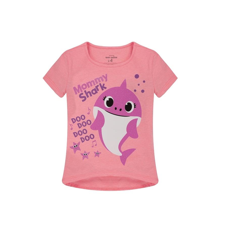 Camiseta-BABY-SHARK-Talla-6---Estampado-Coral