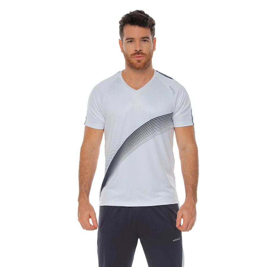 Camiseta--RACKETBALL-3465-Blanco-Talla-L---Sublimado