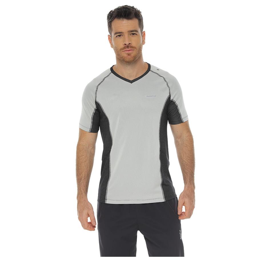 Camiseta--RACKETBALL-3571-Gris--Talla-L---Liso