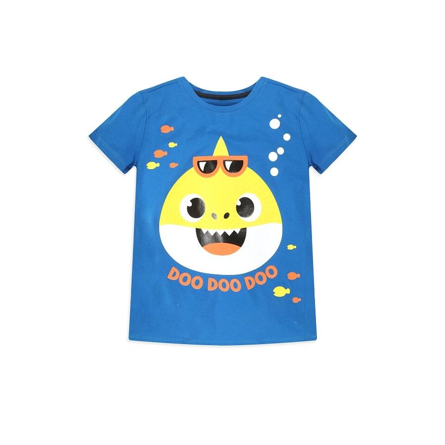 Camiseta-BABY-SHARK-Gafas-de-sol-Talla-6