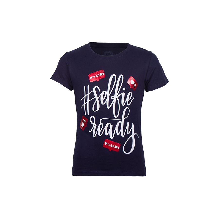 Camiseta-Selfie-Ready-talla-16
