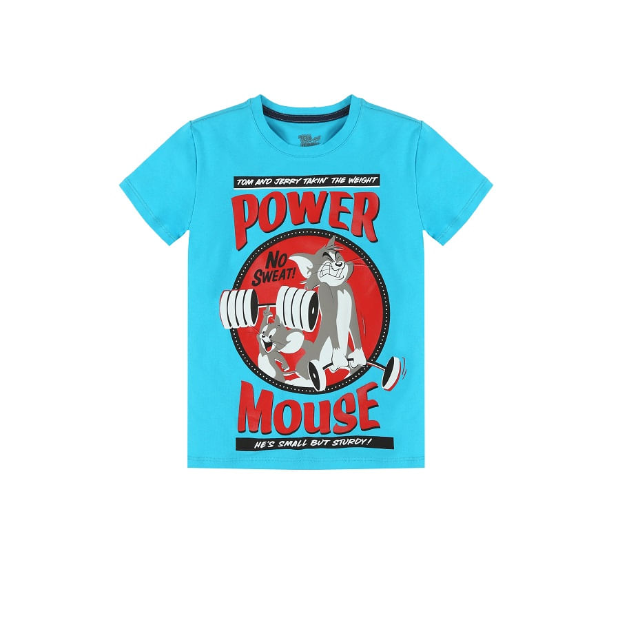 Camiseta-TOM-Y-JERRY-Power-Mouse-Talla-6