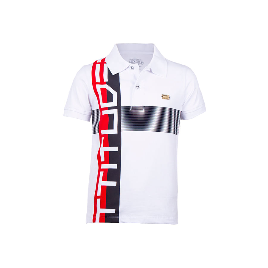 Camiseta-Polo-Blanca-Talla-12