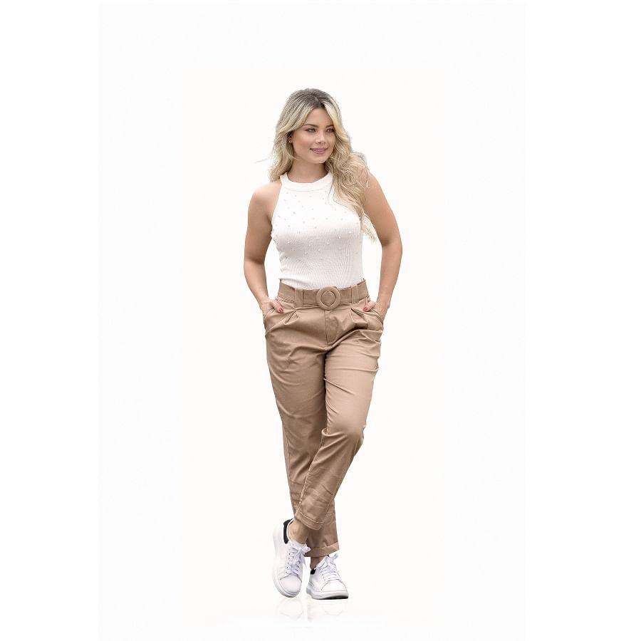 Pantalon-Cinturon-DYABOO-Talla-M