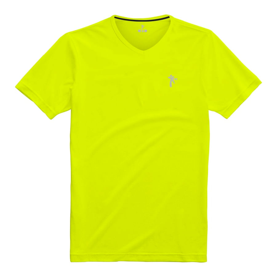 Camiseta-Deportiva-NKI-Verde-Talla-L