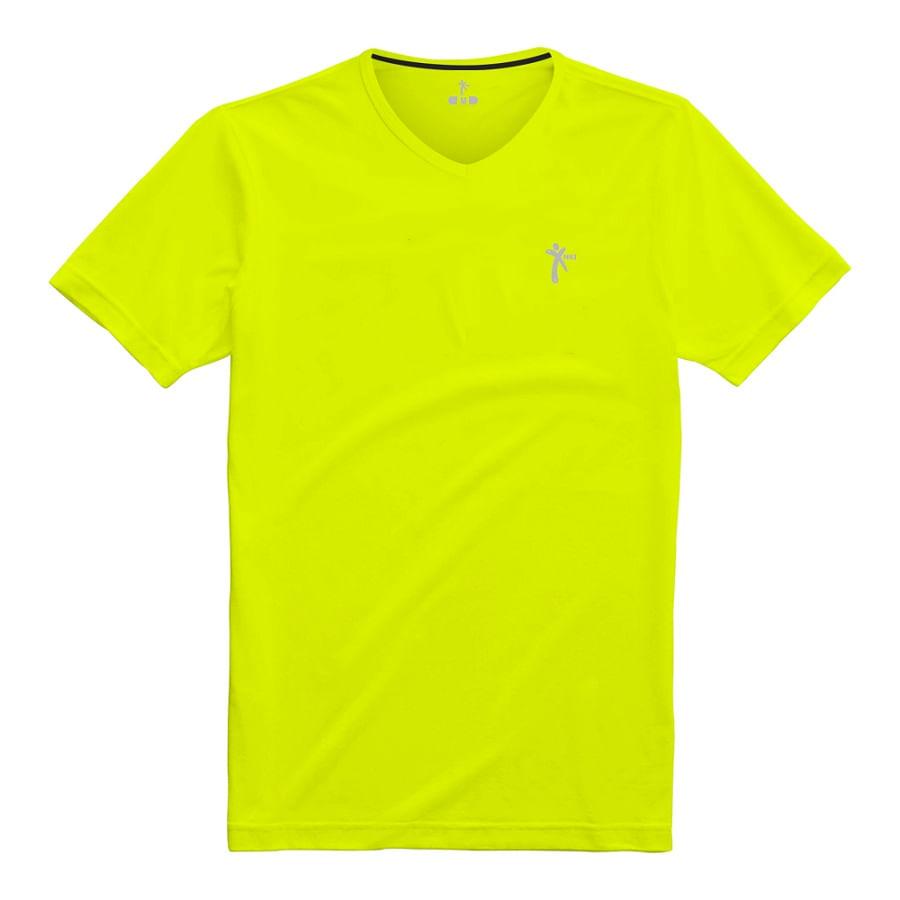 Camiseta-Deportiva-NKI-Verde-Talla-XL