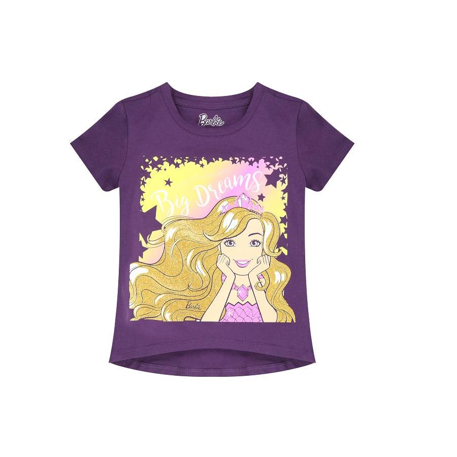 Camiseta-BARBIE-Big-Dreams-Talla-8