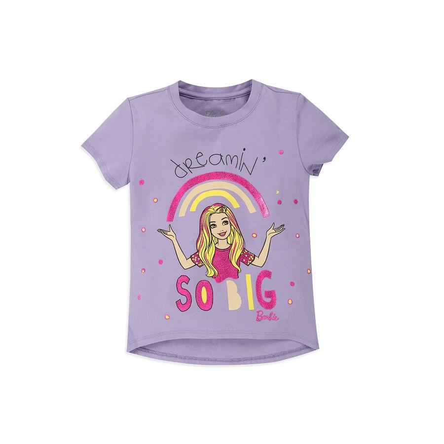 Camiseta-BARBIE-Dreaming-Talla-10