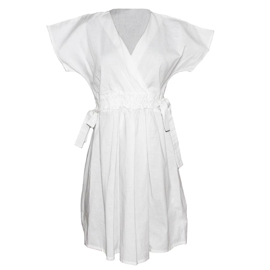 Vestido-STYLE-lazos-Talla-L