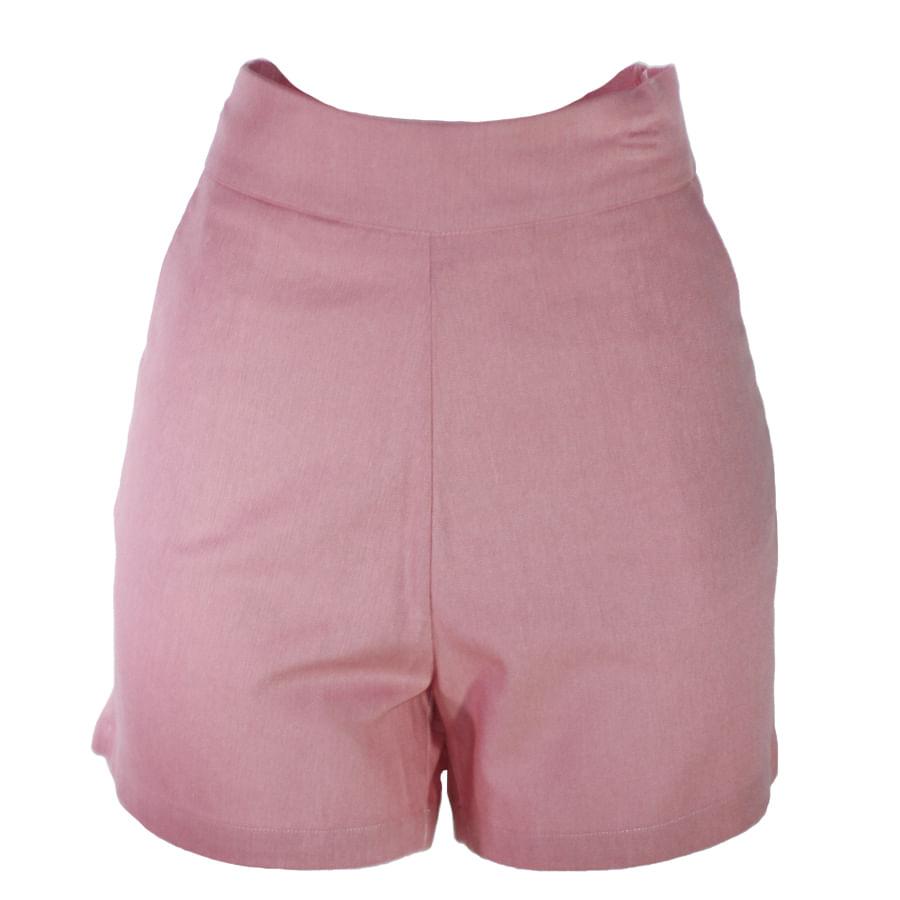 Shorts-de-Lino-Rosado-Talla-10
