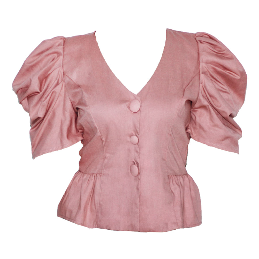 Blusa-STYLE-Botones-Palo-de-rosa