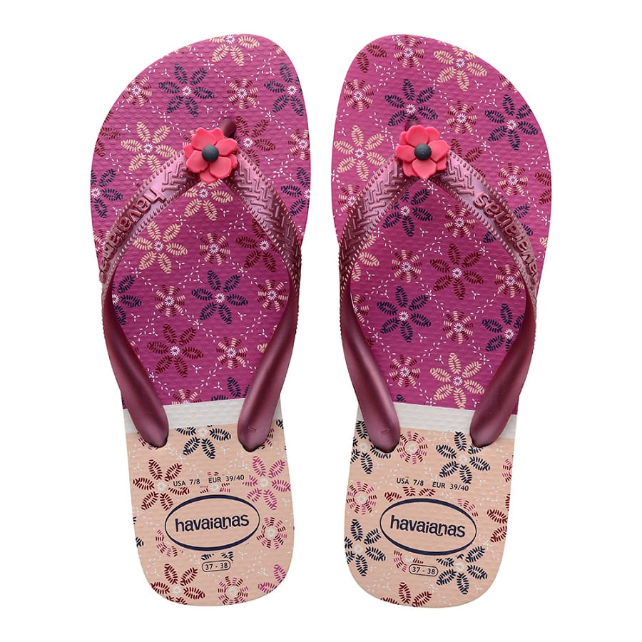 Chanclas-Top-Gracia-Morado-Talla-35