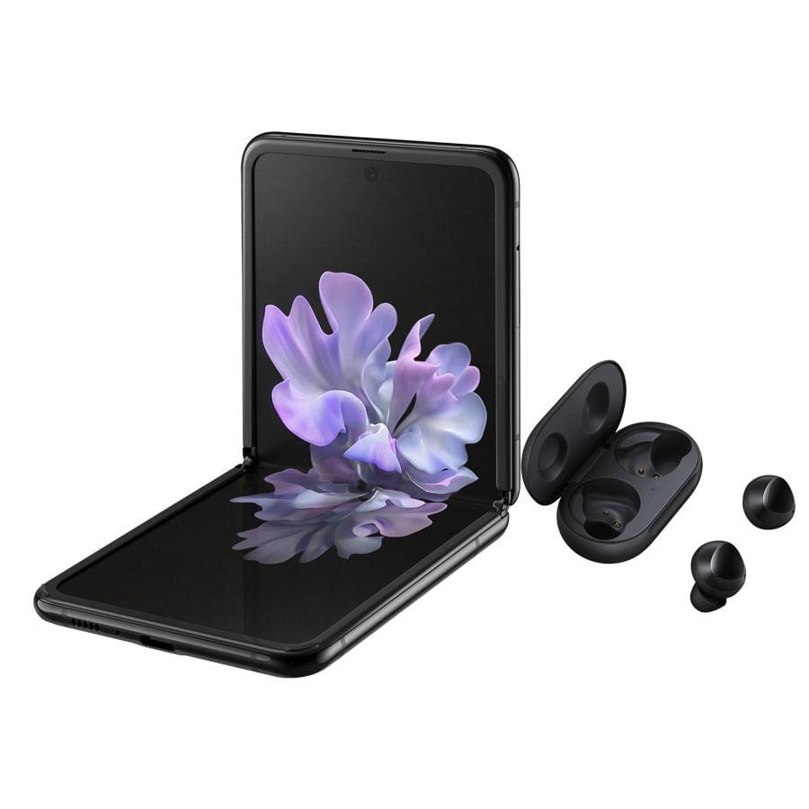 Celular-SAMSUNG-Galaxy-ZFLIP----Black---Buds--Black