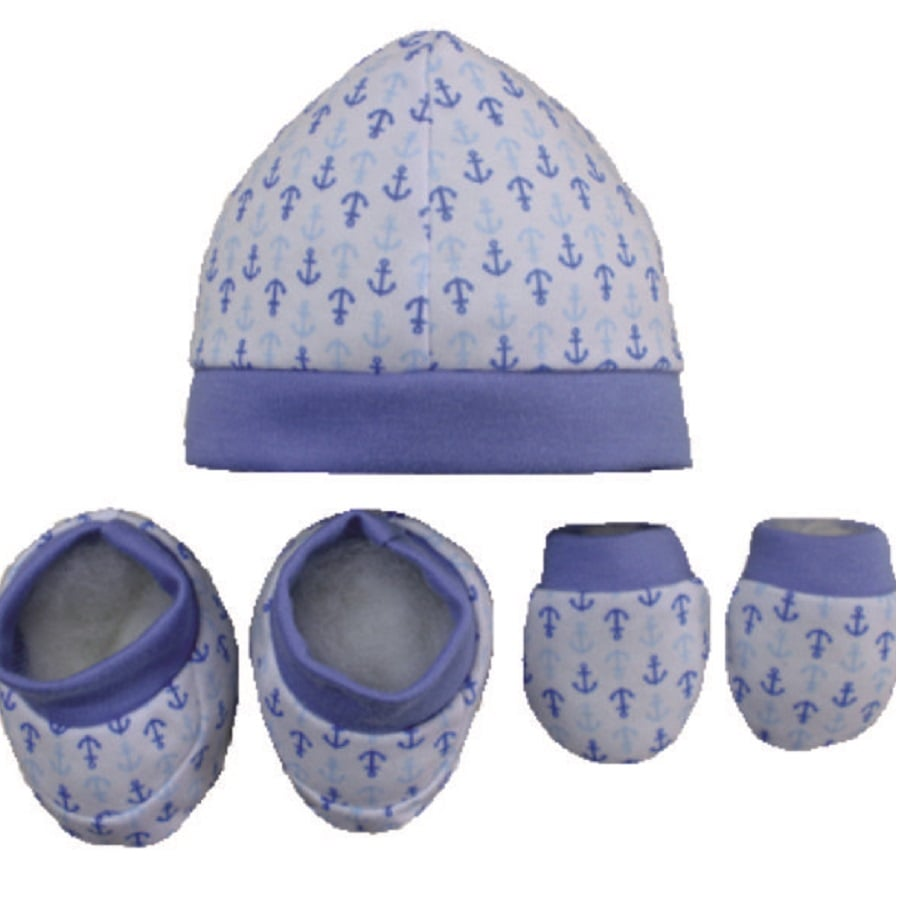 Set-Gorro-Escarpines-Manoplas-DAKOTA-Marinero
