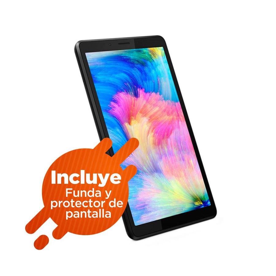 Tablet-LENOVO---7-Pulgadas---7305X-TAB---1G---16GB---Funda---Screem