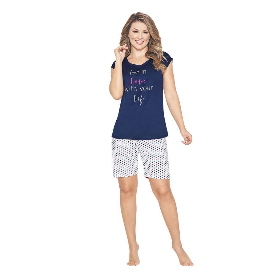 Pijama-Capri-PARISIEN-Talla-XL