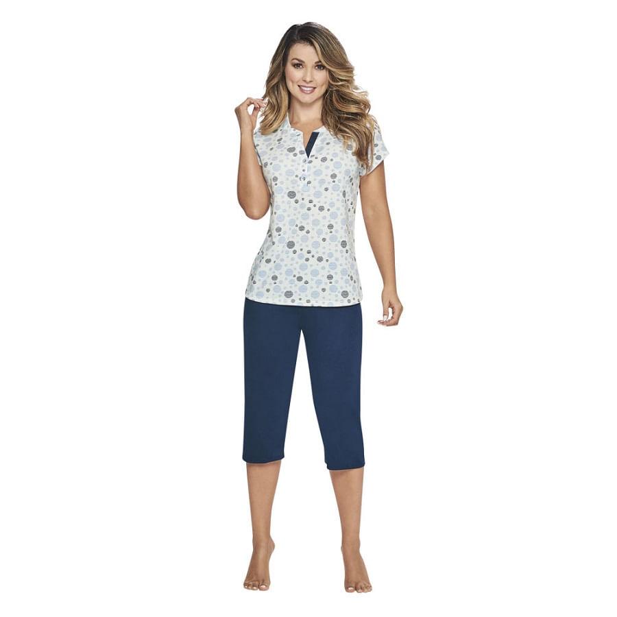 Pijama-Capri-estampado-Talla-L