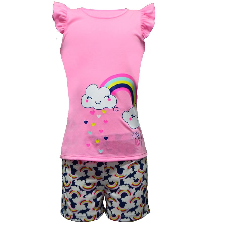 Pijama-Short-Arcoiris--Talla-10