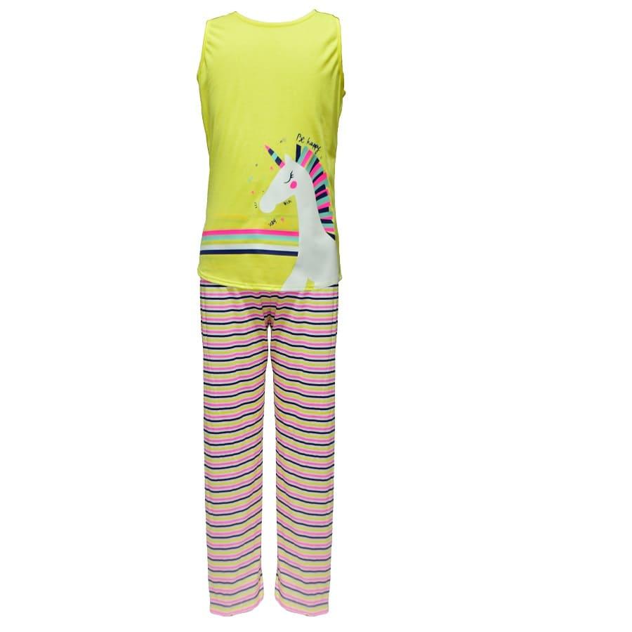 Pijama-Pantalon-Unicornio-Talla-12