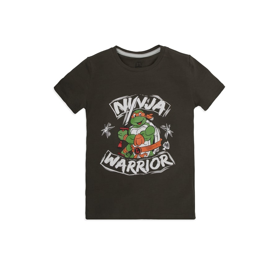 Camiseta--TORTUGA-NINJA-Warrior