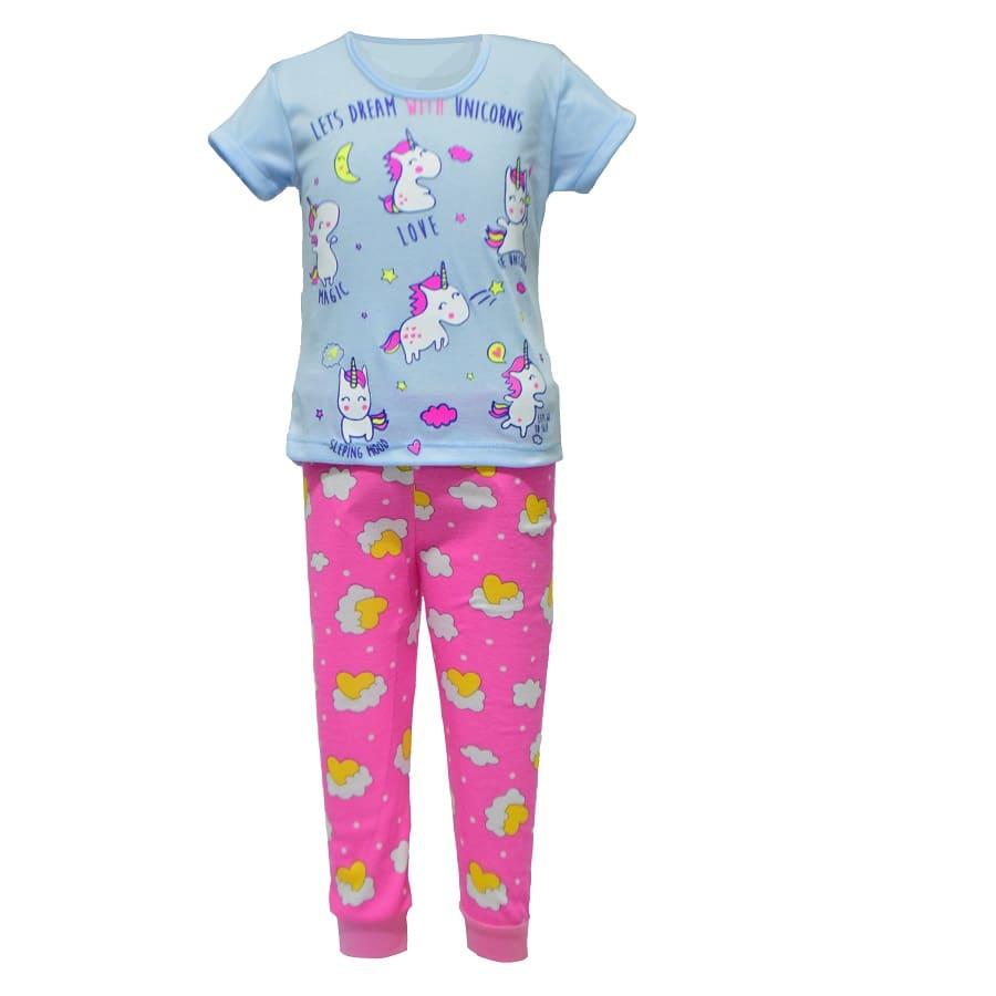 Pijama-Unicornio-3T